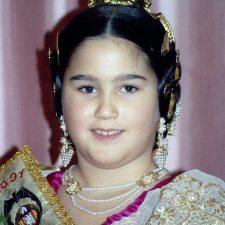 FALLERA MAYOR INFANTIL 2001