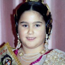 FALLERA MAYOR INFANTIL 2002