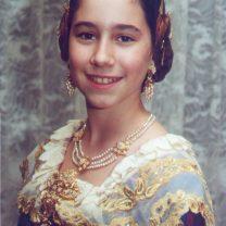 FALLERA MAYOR INFANTIL 2003