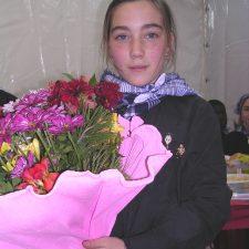 FALLERA MAYOR INFANTIL 2004